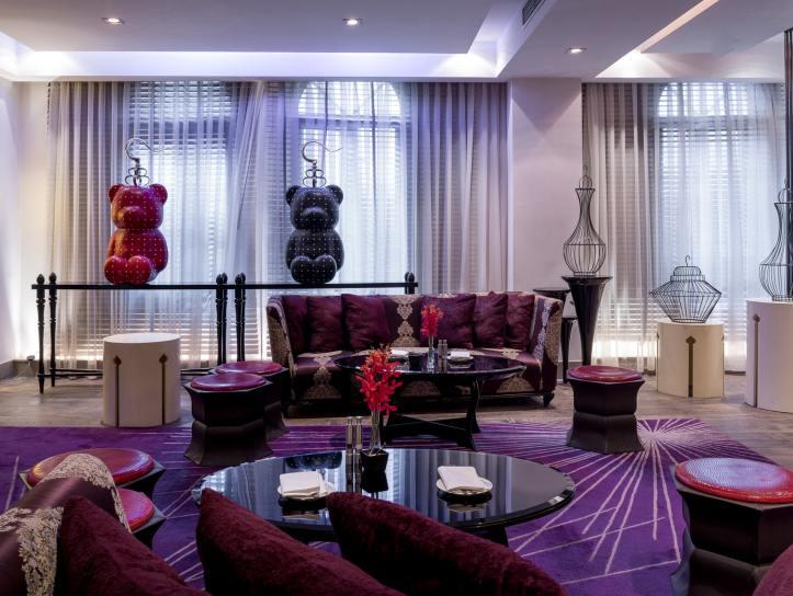 Cachet Lounge